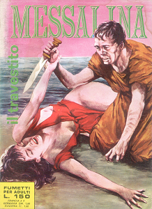 Messalina - Volume 95 - Il Travestito