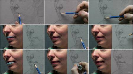 Portrait Drawing – The Complete Online Course