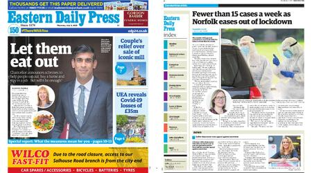 Eastern Daily Press – July 09, 2020