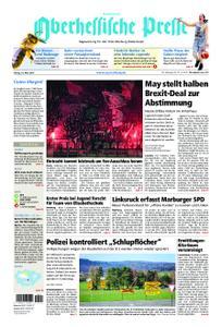 Oberhessische Presse Hinterland - 29. März 2019