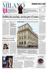 Corriere della Sera Milano – 07 gennaio 2020
