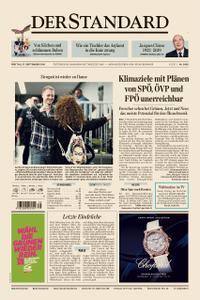 Der Standard – 27. September 2019
