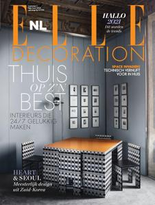 Elle Decoration Netherlands – januari 2021