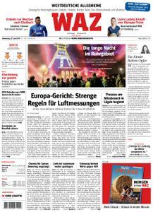 WAZ Westdeutsche Allgemeine Zeitung Vest-Recklinghausen - 27. Juni 2019