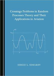Crossings Problems in Random Processes Theory and Their Applications in Aviation