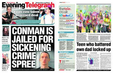 Evening Telegraph First Edition – March 08, 2018