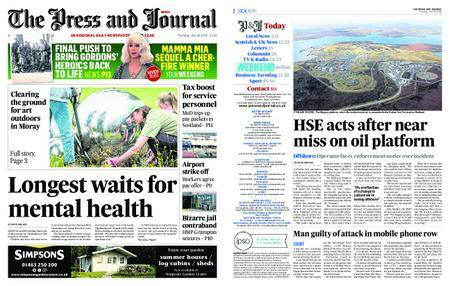 The Press and Journal Moray – July 19, 2018
