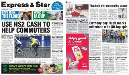 Express and Star City Edition – January 27, 2020