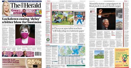 The Herald (Scotland) – June 16, 2021