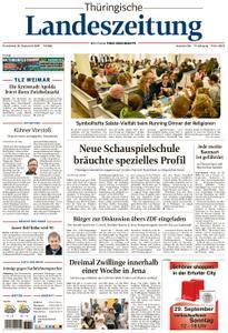 Thüringische Landeszeitung – 28. September 2019