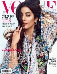 Vogue India - June 2018