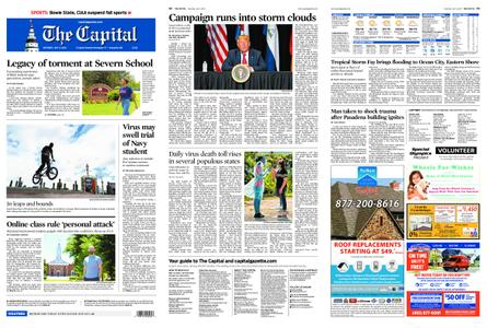 The Capital – July 11, 2020