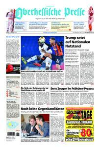 Oberhessische Presse Hinterland - 15. Februar 2019