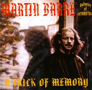 Martin Barre - A Trick Of Memory (1994) Repost