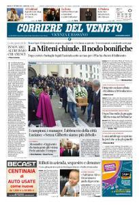 Corriere del Veneto Vicenza e Bassano – 27 ottobre 2018
