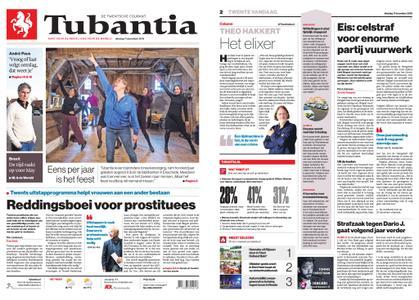 Tubantia - Enschede – 11 december 2018