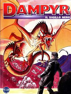 Dampyr - Volume 44 - Il Sigillo Nero