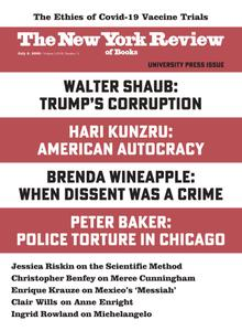 The New York Review of Books - July 02, 2020