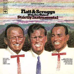 Flatt and Scruggs - Strictly Instrumental (1967/2013) [Official Digital Download 24/96]