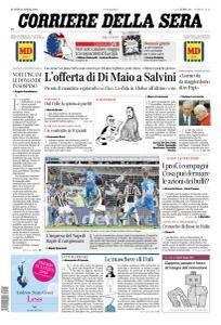 Corriere della Sera - 23 Aprile 2018