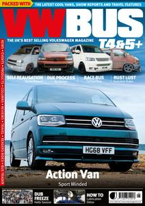 VW Bus T4&5+ - March 2020