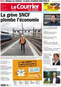 Le Courrier de l'Ouest Angers - 14 mai 2018