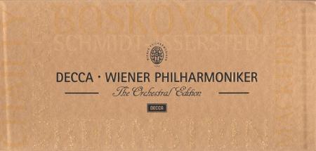 VA - Decca:  Wiener Philharmoniker - The Orchestral Edition (65 CD Limited Edition Box Set, 2014)