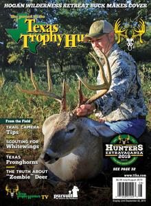 The Journal of the Texas Trophy Hunters - July/August 2019