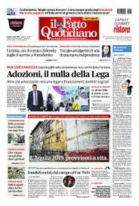 Il Fatto Quotidiano - 01 aprile 2019