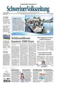 Schweriner Volkszeitung Hagenower Kreisblatt - 06. Juni 2018