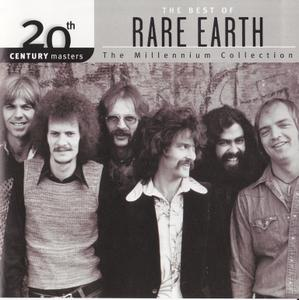 Rare Earth - 20th Century Masters - The Best Of: The Millennium Collection (2001) ~ REPOST