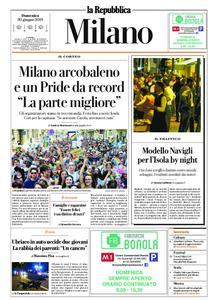 la Repubblica Milano – 30 giugno 2019
