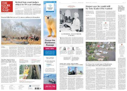 The Globe and Mail – May 15, 2018