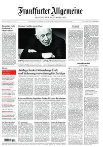 Frankfurter Allgemeine Zeitung F.A.Z. - 13. September 2017