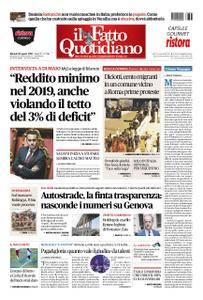 Il Fatto Quotidiano - 28 agosto 2018