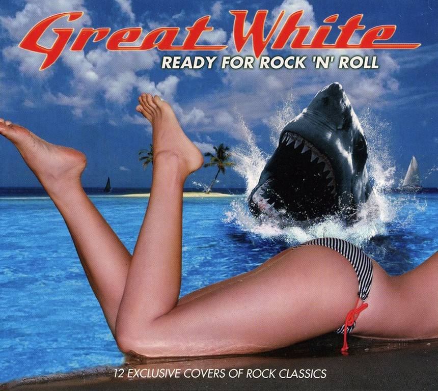 Great White - Ready For Rock 'N' Roll (2012)