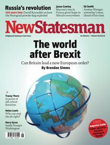 New Statesman - 24 February - 2 March 2017