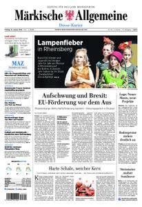 Märkische Allgemeine Dosse Kurier - 12. Januar 2018