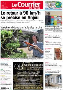 Le Courrier de l'Ouest Nord Anjou – 06 juin 2019