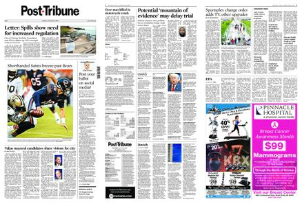 Post-Tribune – October 21, 2019