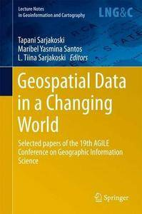 Geospatial Data in a Changing World