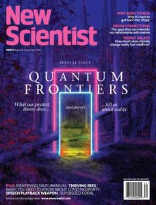 New Scientist - August 28, 2021