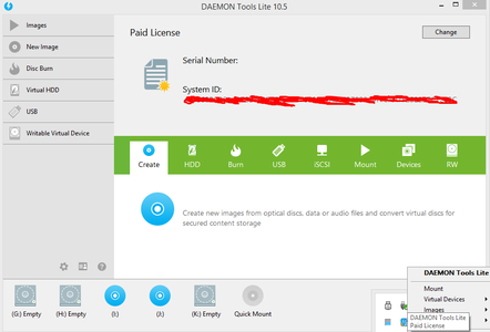 Daemon Tools Lite 10.5.0.220 Multilingual