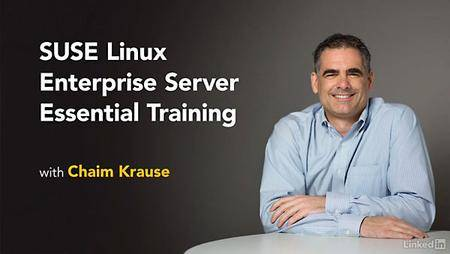 Lynda - SUSE Linux Enterprise Server Essential Training