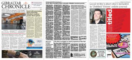 Gibraltar Chronicle – 16 June 2020