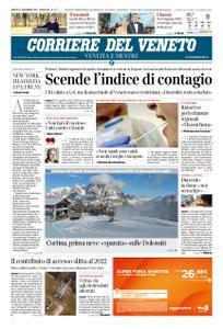 Corriere del Veneto Venezia e Mestre – 21 novembre 2020