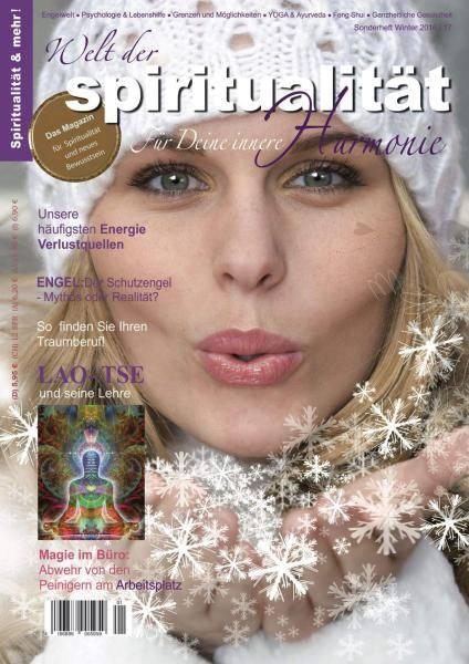 Welt der Spiritualität - Sonderheft Winter 2016-2017
