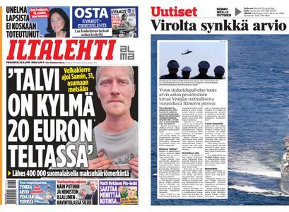 Iltalehti – 23.08.2019