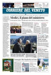 Corriere del Veneto Treviso e Belluno – 24 aprile 2019