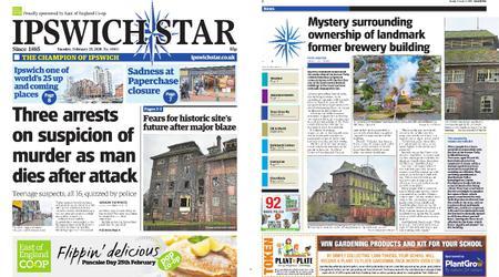 Ipswich Star – February 25, 2020
